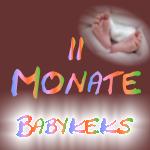 11 Monate Babykeks!