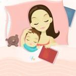 Die drei Arten der Familien-Nächte (von selig bis Horror)