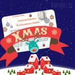 Weihnachtsessen-Konversations-Starter