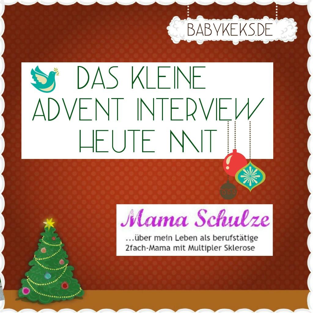 Adventsinterview_MamaSchulze