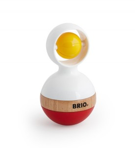 BRIO Motion Wobbler Fasziniert Baby durch verschiedne Klänge und Bewegungen Bildrechte bei BRIO