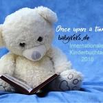 Morgen ist internationaler Kinderbuchtag