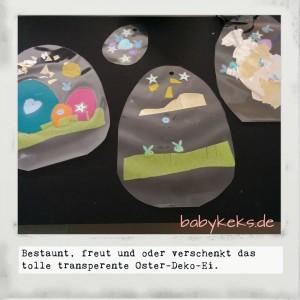 Babykeks .de Oster-Eier-Deko Dekoideen für Ostern mit kleinen & großen Kindern