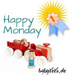 Happy-Monday-Auslosung BRIO