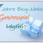 7 Jahr babykeks: Blogjubiläum & Verlosung