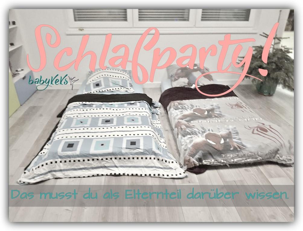 schlafparty das musst du als elternteil dar ber wissen. Black Bedroom Furniture Sets. Home Design Ideas