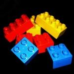 Lego-Verletzungen!