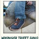 Wikinger trifft Dino