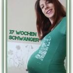 37 Wochen schwanger