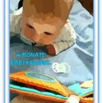 4 Monate Babykrümel
