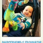 200 Tage mit Babykrümel