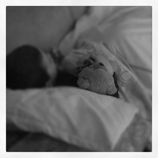 Babykeks_krank