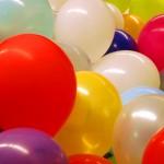 Ballons & Bettwäsche!