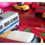 Spielidee: Autowäsche drinnen