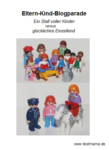 Eltern-Kind-Blogparade-Einzelkind-Geschwister