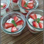 Erdbeere-Mascarpone-Creme