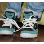Sneakers oder Turnschuhe