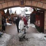 Weihnachtsmarkt und Muskelkater