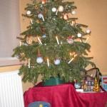 Weihnachtsbaum sicher dank Quinny