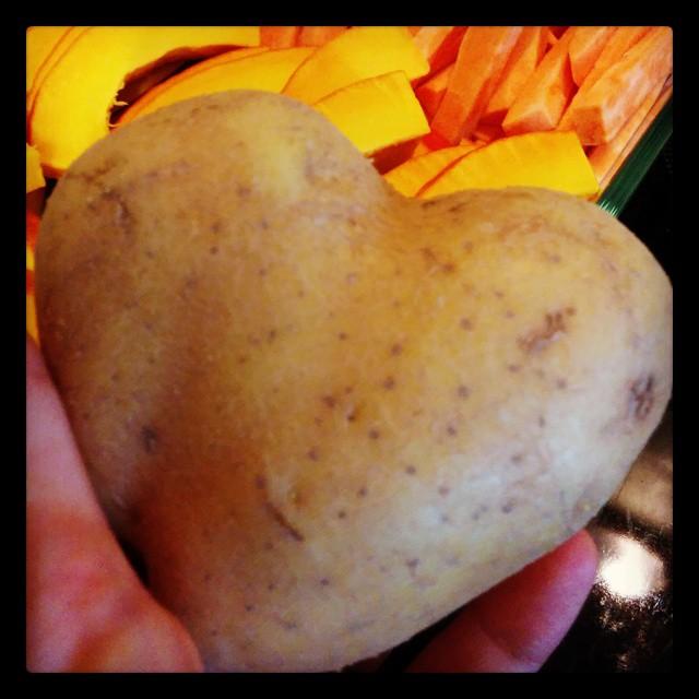 Für meine #Babykeks #Familie koche ich stets mit viel #Liebe & #Herz ...