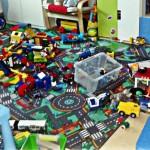 Wie man schmerzfrei durch das Kinderzimmer läuft!