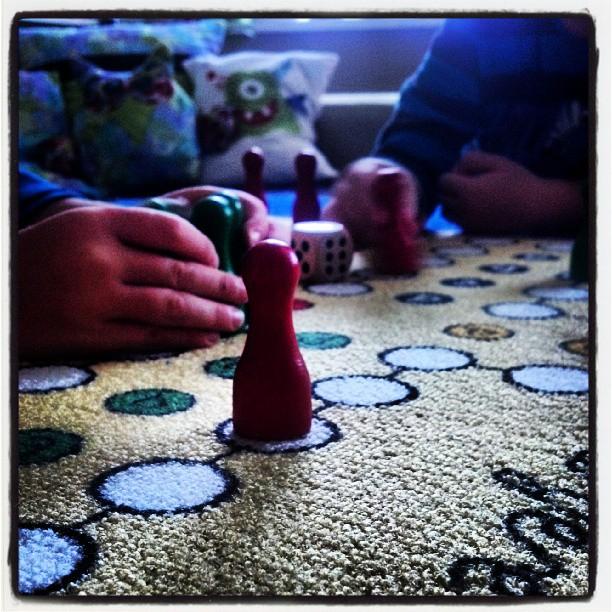 Babykeks & unser Gast Kind sind wahre Schummelkönige. Ich lach mich weg bei ihren Gesprächen