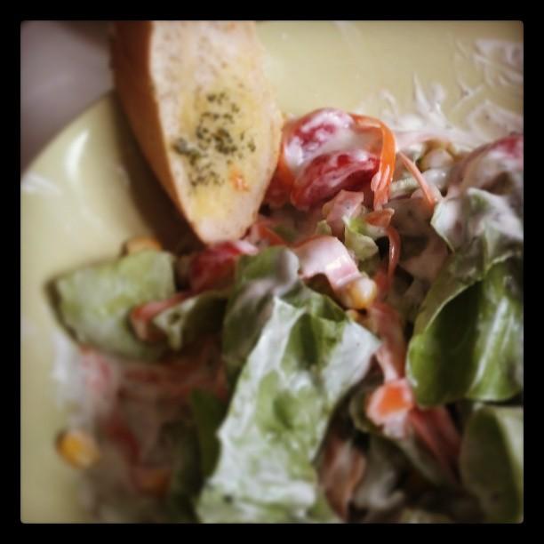 Mittagsalat