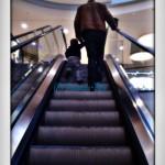 Abenteuer Rolltreppe