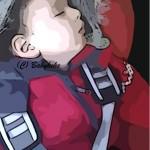 Wenn Babykeks schläft