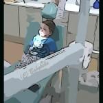 Sein #1 Zahnarztbesuch